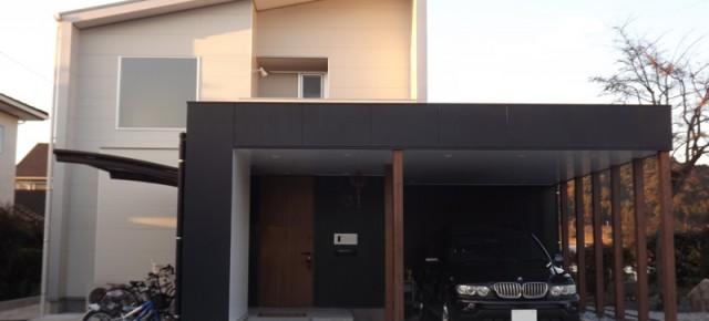 筑前町の家