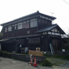 柳川市M様邸着手しました