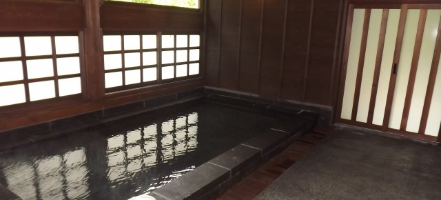 黒川の宿・湯処(某宿泊施設温泉棟)